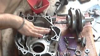 Engine Repair : DAY # 4 ,SESSION # 21; Successful engine casing assembly