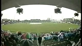 Jeff Thomson fuckin drowned blooper     Swearing on camera   2