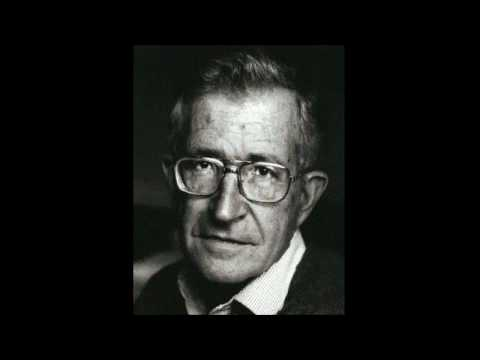 Noam Chomsky on Libertarians and Ron Paul