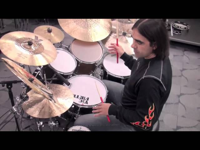 Alberto Netto - How to play samba on drum set (Lesson 1) Como tocar SAMBA na bateria