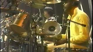 CASIOPEA with Harvey Mason   81年 TV 『Rolling Pops』