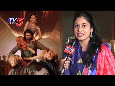 Bahubali ( Manohari ) Singer Mohana Special Interview | TV Show | TV5 News