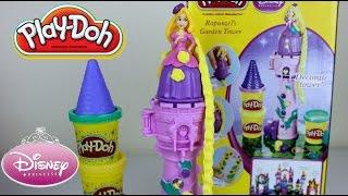 Plastilina Play-DohTorre de Rapunzel |Play-Doh Rapunzel