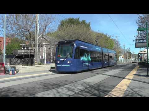 Siemens S70 Streetcar 3-23-2013