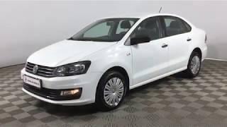 Видеопрезентация автомобиля Volkswagen Polo