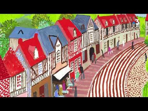 Expo David Hockney a Paris
