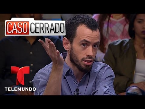 Caso Cerrado | Video Game Addict Almost Kills Himself 🎮😵💻| Telemundo English