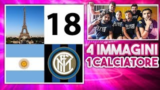 🤔 4 IMMAGINI 1 CALCIATORE! Quiz sul calcio w/Fius Gamer, Ohm & Tatino
