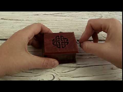 Pachelbel's Canon music box