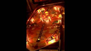 Jive Time pinball - Williams 1970 machine