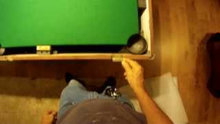 How To Refelt A Pool Table  - Bed And Rails