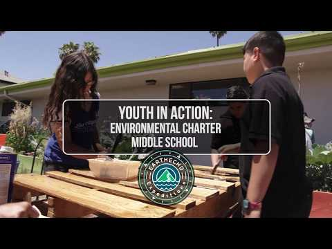 Youth in Action: Environmental Charter Middle School