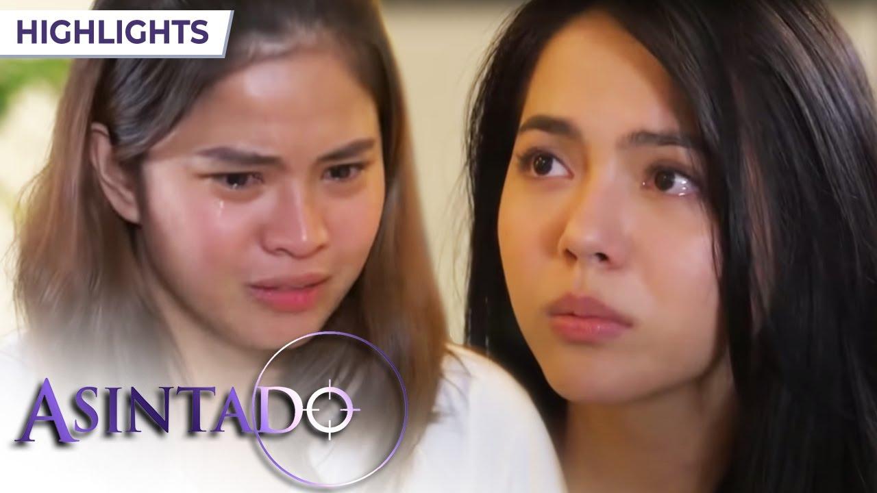 Download Yvonne blames Ana about Mona's death | Asintado