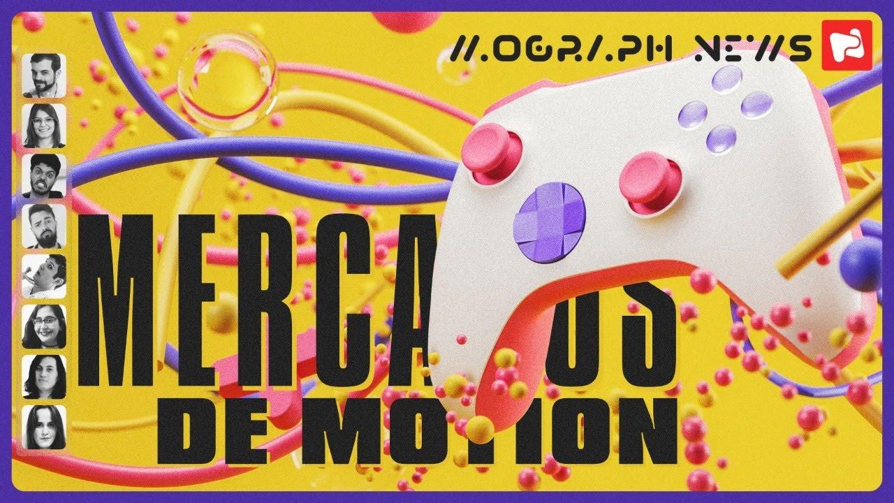 MERCADOS DE MOTION ALÉM DA PUBLICIDADE | MOGRAPH NEWS EPI. 62