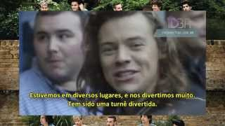 One Direction: On The Road Again Tour Diary - Parte II | LEGENDADO PT/BR