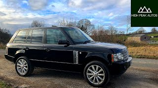 I Bought a SUPERCHARGED RANGE ROVER!