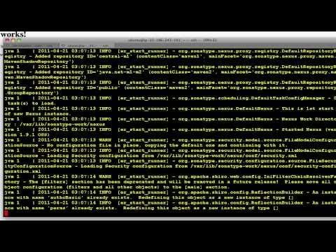 Installing Nexus Open Source on Ubuntu