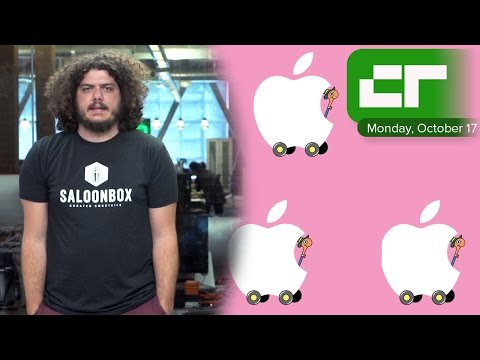 Big Changes for Apple's Car Project | Crunch Report