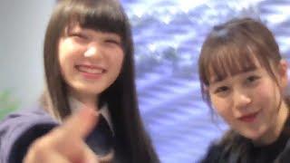 20180301 牧野真鈴ちゃん(原駅ステージA)がtwitterに投降した動画です。