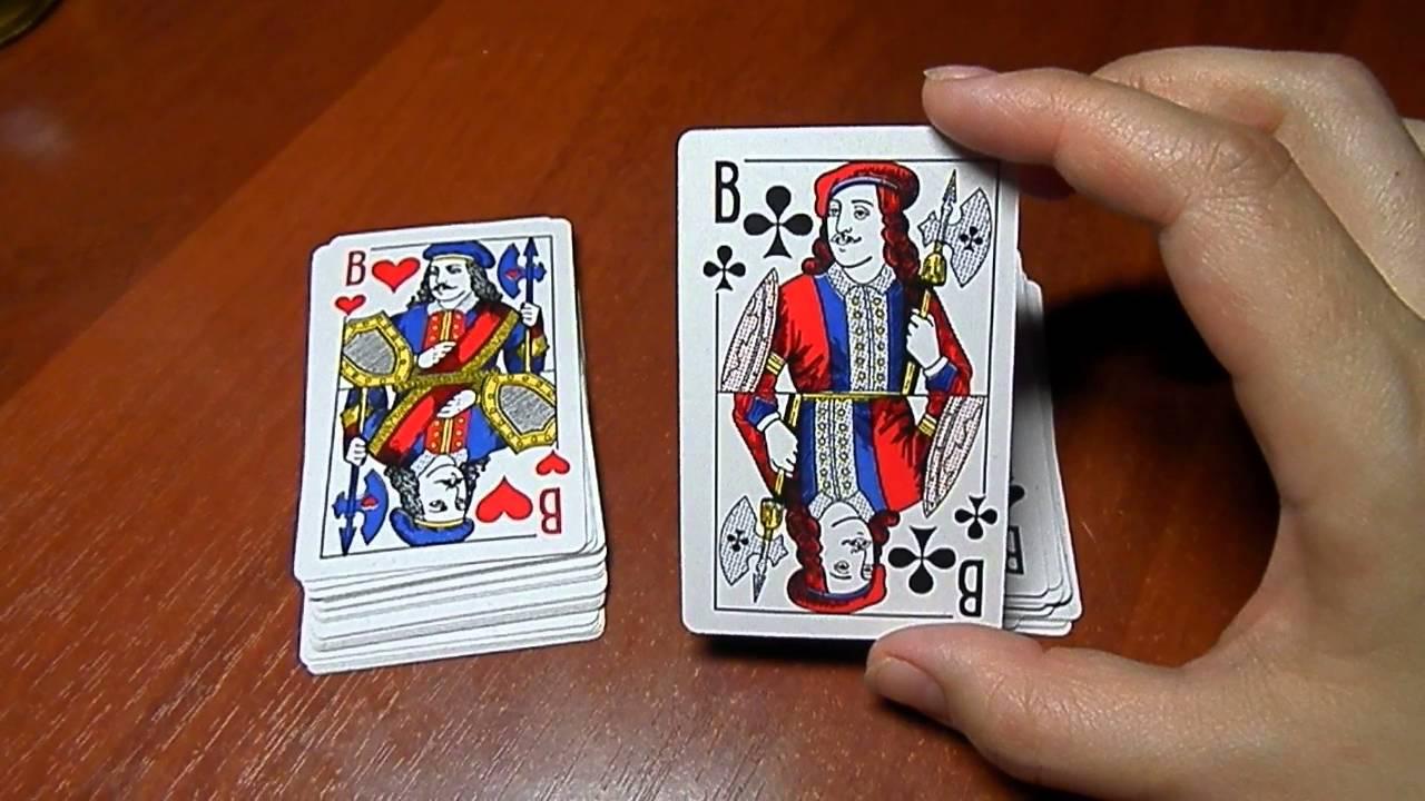 значения игральных карт при гадании - YouTube