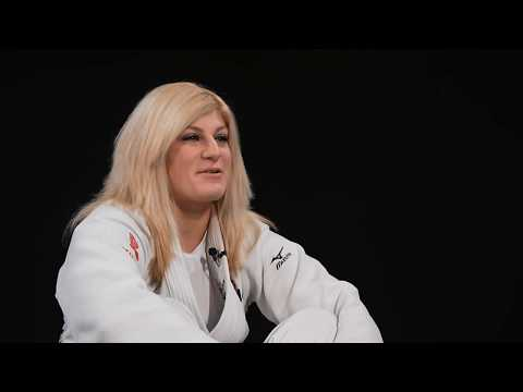 Kayla Harrison - Interview - O-goshi