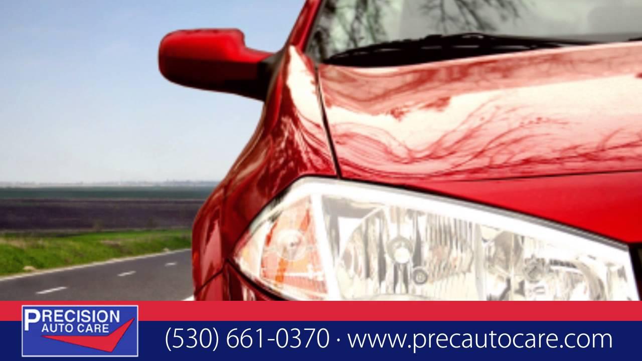Precision Auto Care | Repair & Service in Woodland - YouTube