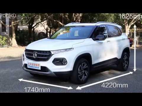 2017 Lifan X80. Большой китайский внедорожник - конкурент Toyota .
