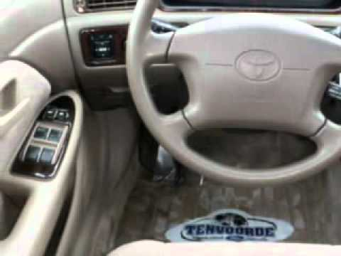 Toyota Camry, Tenvoorde Ford  ST Cloud, MN 56301