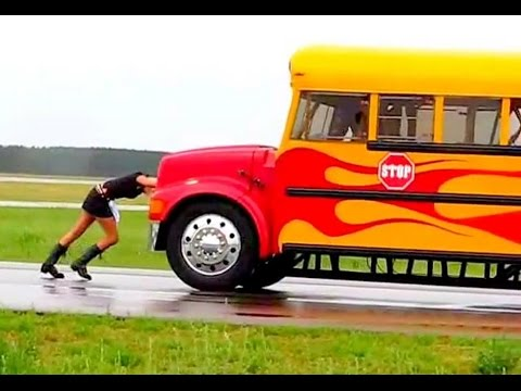 Chippewa Valley Air Show: The Indy Boys & the School Time Jet Bus - Putting Jet Bus Back (fixed)