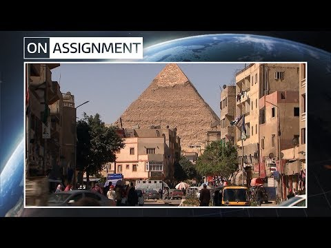 This is what Egypt's new capital will look like | ITV News