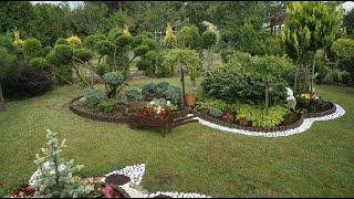 128 Garden Design - Jak powstaje nowy ogród? - How is a new garden created? Part 2
