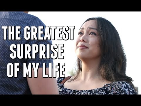 The Greatest Surprise of my LIFE!!! -  ItsJudysLife Vlogs
