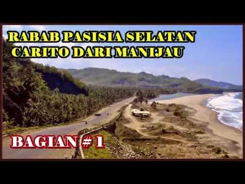 RABAB PASISIA SELATAN ASLIM CARITO dari MANINJAU # BAGIAN 1