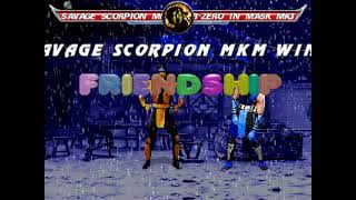 Mortal Kombat Special Edition - Supreme Demonstration (Only MKP characters)