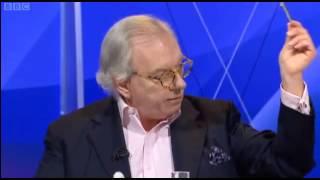 David Starkey Harriet Harman Victoria Coren fight on Question Time