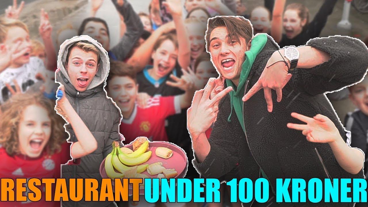 Kan Man Starte En Restaurant For Under 100 Kroner?