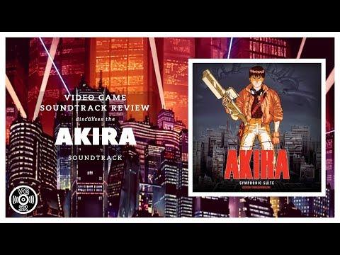 AKIRA On Vinyl - VIDEO GAME SOUNDTRACK REVIEW