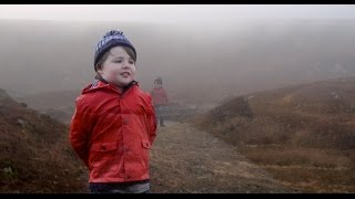 CHRISTIAN CAMPBELL (AGED 5) - WALKING IN THE AIR