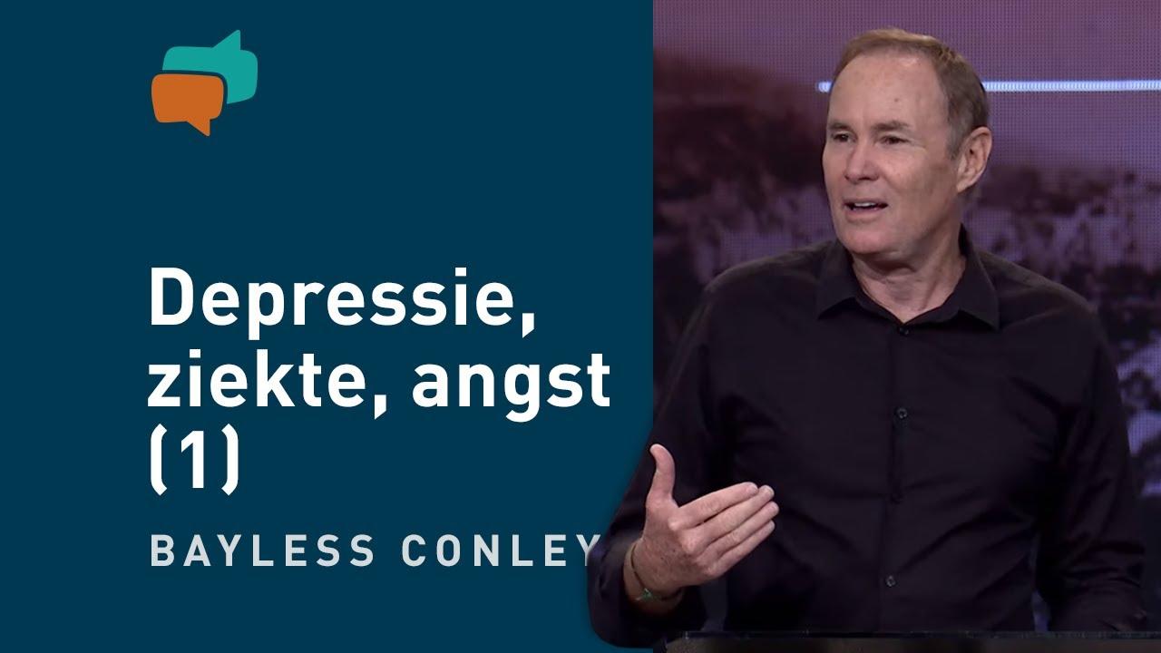 Gods Antwoorden Op Vragen Over Depressie Ziekte En Angst 12 Bayless Conley
