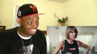 TAYLOR vs. TREADMILL April Fools Day Ad REACTION!!! (RE-UPLOADED!!!)