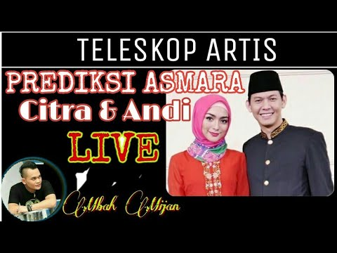 Ramalan Asmara Andi Arsyil Dan Citra Kirana, Mbah Mijan #Tarot (LIVE)