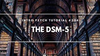 The DSM-5 (Intro Psych Tutorial #224)
