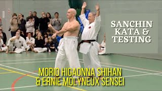 EGKA 40th Anniversary Gasshuku - Sanchin Kata & Shime