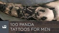 100 Panda Tattoos For Men