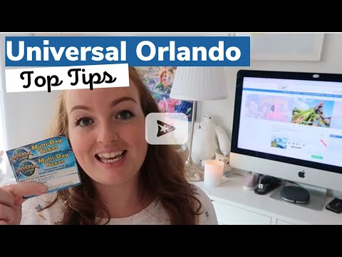Top Tips For Visiting Universal Orlando Resort | Brogan Tate
