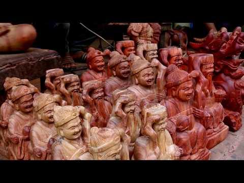 Khmer sculptor ǀ Culture and Arts ǀ Phnom Penh ǀ Cambodia