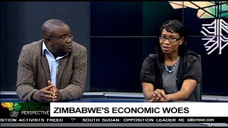 African Perspective: Zimbabwe economic woes Part 2