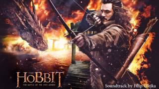♫ The Hobbit 3 Soundtrack- Follow Me, One Last Time by Filip Olejka (Fan Made)