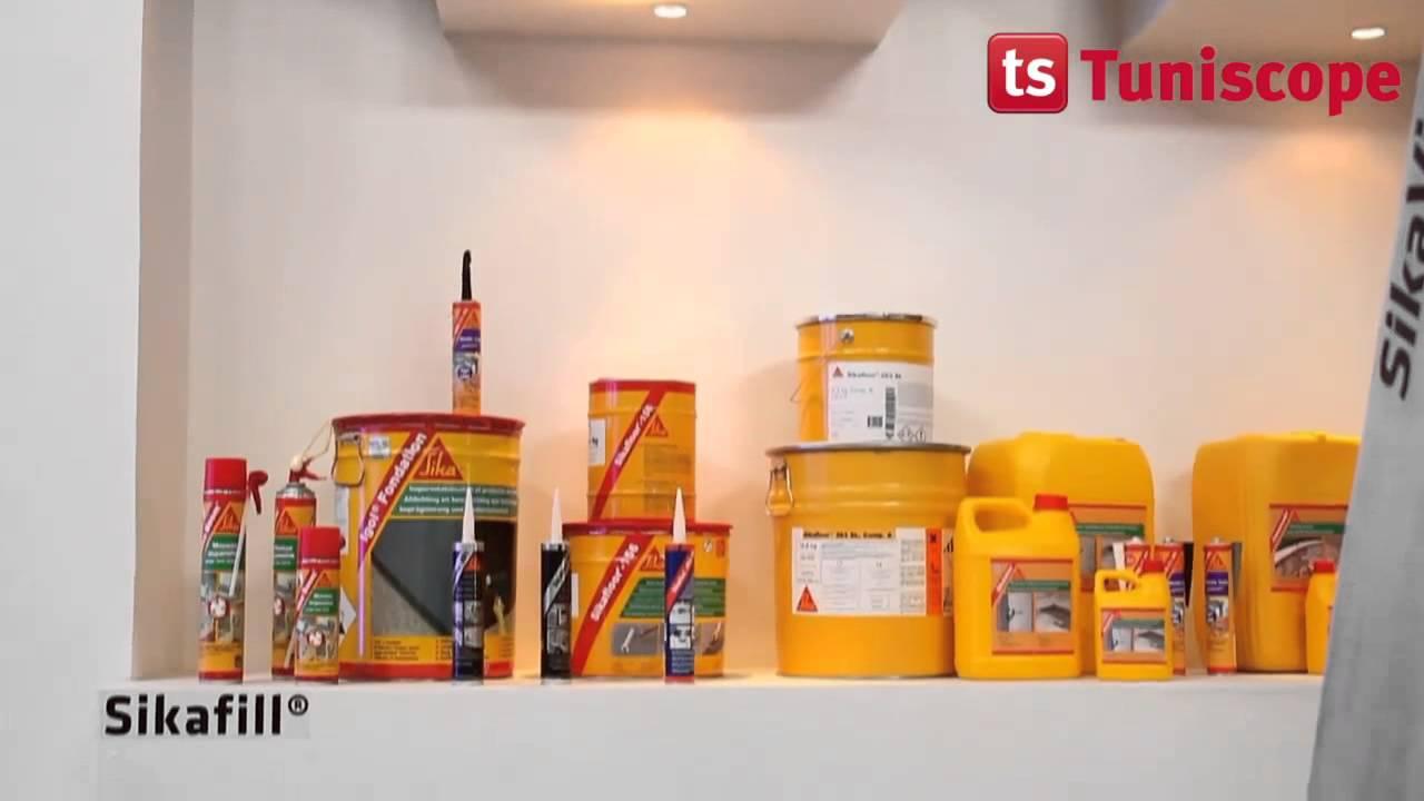 Produit Contre L Humidité Tunisie sika - m. samir tayachi conseiller technique sika tunisie