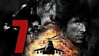 Прохождение Rambo: The Video Game — Часть 7: Допрос и побег